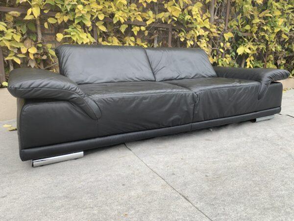 Кожаный диван с Германии !