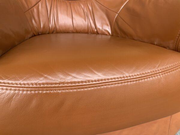 Кожаный диван ( раскл) Доставка по Украине!