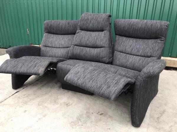 Тканевый диван реклайнер!бронь
