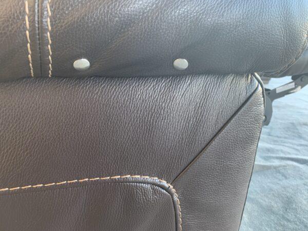 Кожаный гарнитур ( электро сенсор)