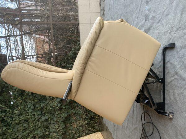 Кожаное кресло Электро Реклайнер!