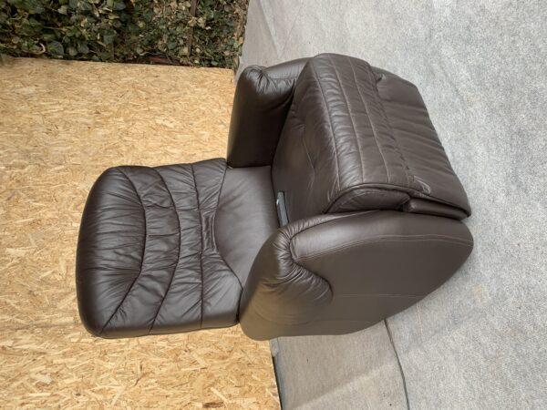 Кожаное кресло ( реклайнер , электро)