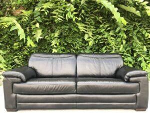 Кожаный диван с Германии заказан