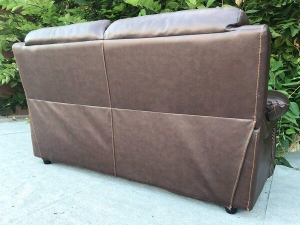 Кожаный диван, двоечка.заказан!